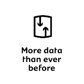 More data icon