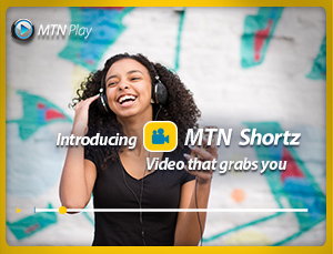 MTN | MTN Play: Get the latest, hottest mobile content